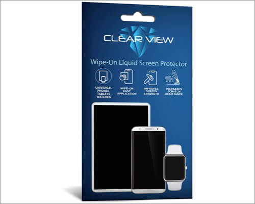 ClearView Liquid Glass Screen Protector