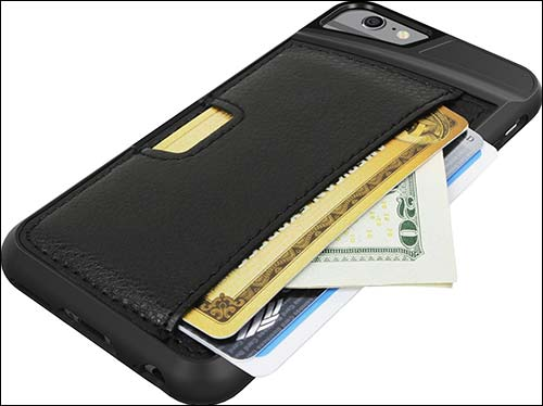 CM4 Q Card Protective Carrying Case for iPhone 6