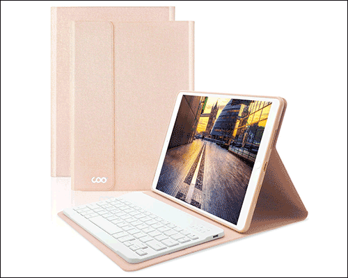 COO iPad 2018 9.7-inch Keyboard Case
