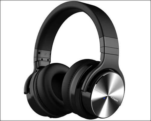 COWIN E7 PRO Noise Cancelling Wireless Headphones for Apple TV