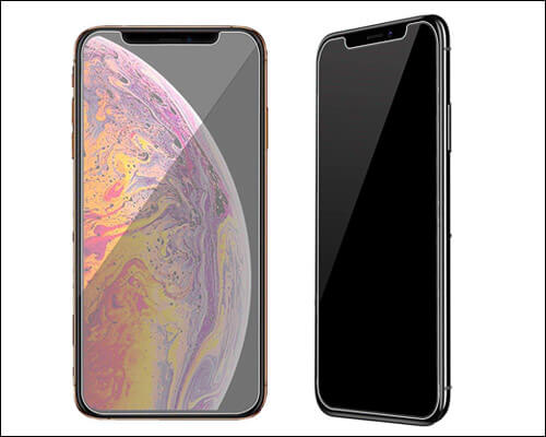 CTREEY Privacy Screen Protector for iPhone Xs Max