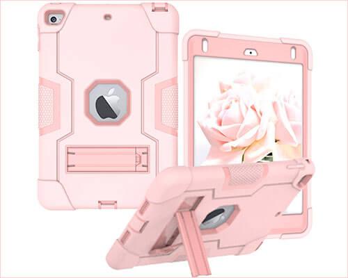 CWNOTBHY iPad Mini 5 Heavy-duty Case
