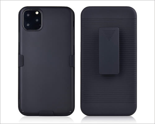 CXF Belt Clip Holster Case for iPhone 11