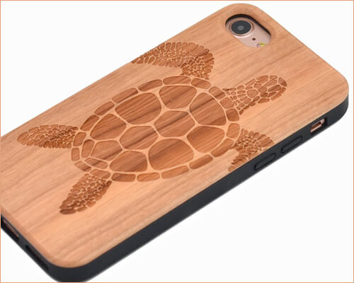 CYD Wooden Case for iPhone 6-6s