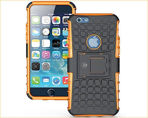 Cable And Case iPhone 6s Kickstand Case