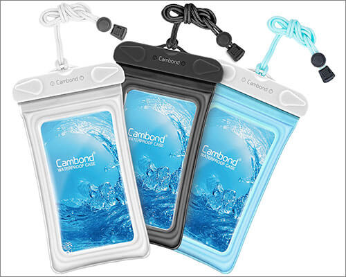 FITFORT Waterproof Case for iPhone 6-6s Plus