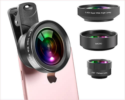 Camera Lens for iPhone 6, 6s, 7, and 7 Plus