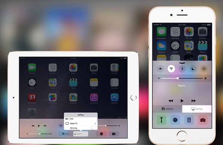Cannot AirPlay Mirror iPhone or iPad to Apple TV