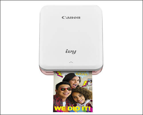 Canon IVY Photo Printer for iPhone