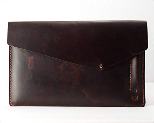 Capra Leather Case for iPad 10.2 inch