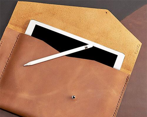Capra Leather iPad 10.2-inch Sleeve