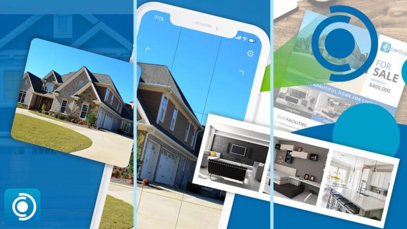 Captum AR Marketing iPhone App