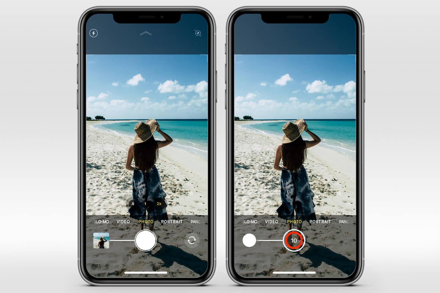 Capture Burst Photos on iPhone 11 Pro Max, 11 Pro, and iPhone 11