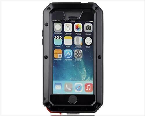 CarterLily iPhone SE Waterproof Case