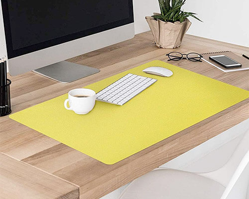 Casa pura Desk Mat and Pad