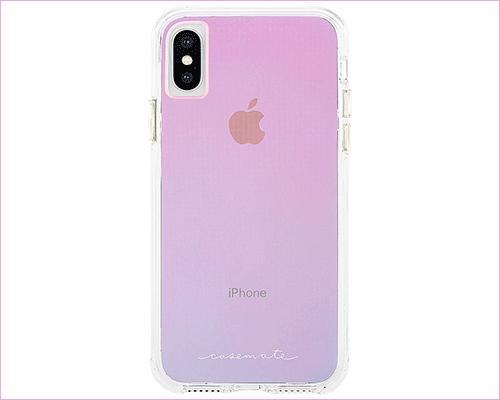Case-Mate TOUGH iPhone Xs Transparent Case