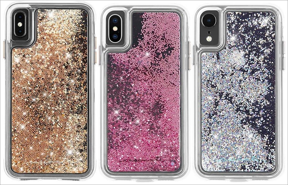 Case Mate Waterfall iPhone Xs Max, Xs, and iPhone XR Cases