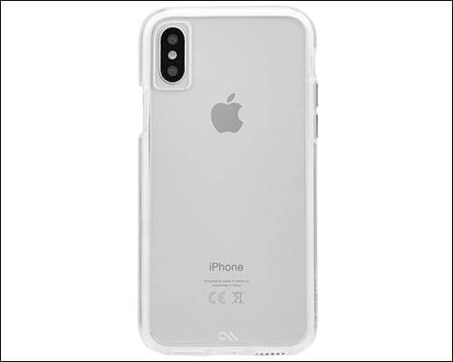 Case-Mate iPhone X Clear Case