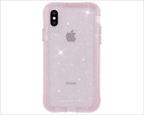 Case-Mate iPhone Xs Clear Case