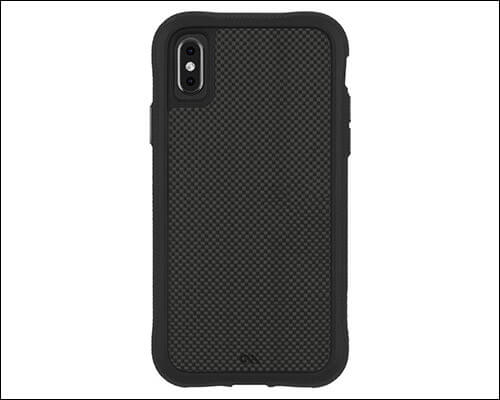Case Mate iPhone Xs Max Fiber Case