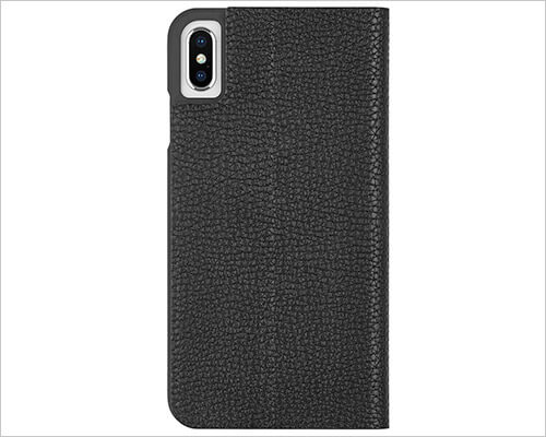 Case-Mate iPhone Xs Max Leather Case