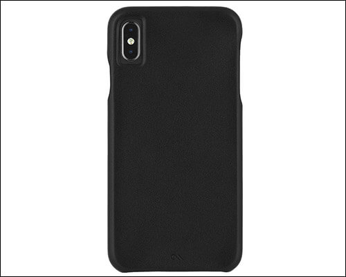 Case Mate iPhone Xs Max Leather Case
