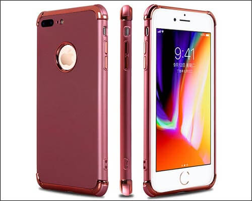 Casegory iPhone 8 Plus Case for Women