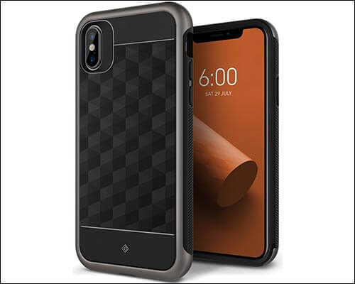 Caseology Parallax iPhone X Military Grade Case