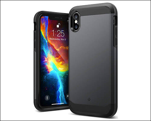 Caseology Slim Heavy Duty Case for iPhone Xs