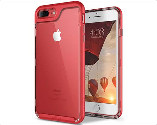 Caseology iPhone 8 Plus Transparent Case