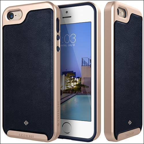 Caseology iPhone SE Bumper Case