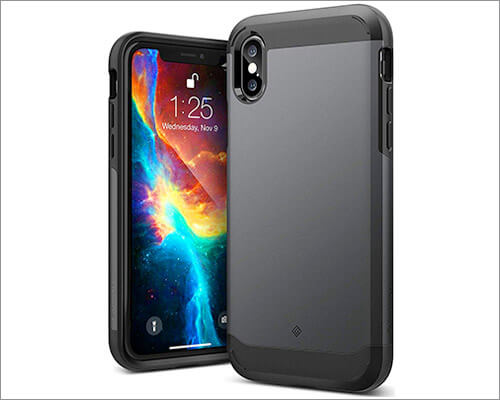 Caseology iPhone Xs Military Grade Case