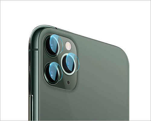 Casetego iPhone 11 Pro and 11 Pro Max Camera Lens Protector