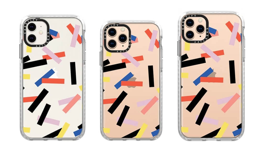 Casetify Confetti Pattern Case for iPhone 11 Pro Max