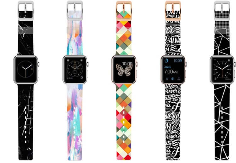 Casetify Customized Apple Watch Bands