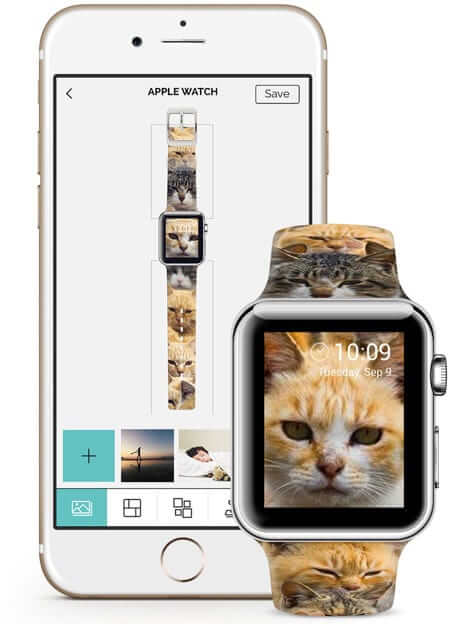 Casetify Design Your Own Apple Watch Bands