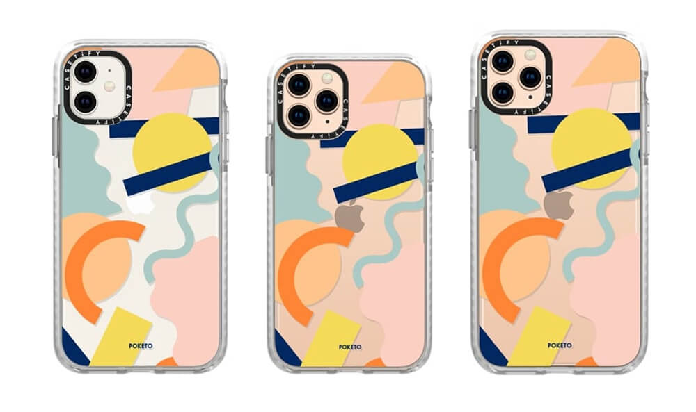 Casetify RAMEN Pattern Case for iPhone 11 Pro Max