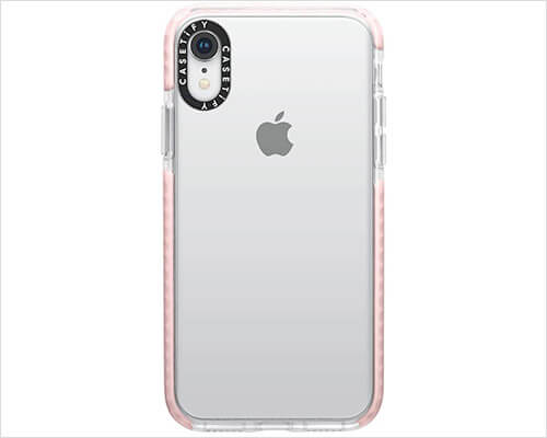 Casetify iPhone XR Wireless Charging Compatible Case