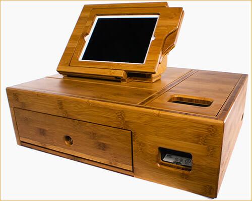 Cashbox iPad POS Stand