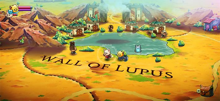 Cat Quest II Apple Arcade Multiplayer Game