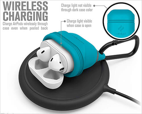 Catalyst Wireless Charging Case for Airpods