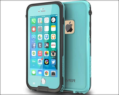 CellEver iPhone 6-6s Plus Waterproof Case