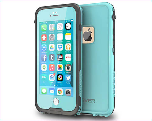 CellEver iPhone 6-6s Waterproof Case