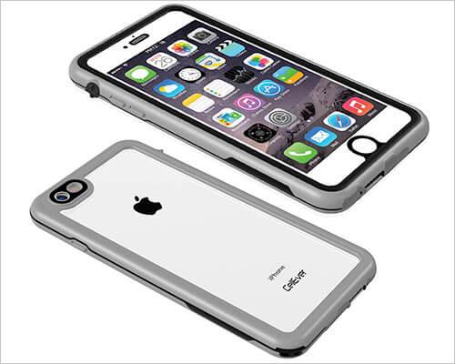 CellEver iPhone 6 Plus Waterproof Clear Case
