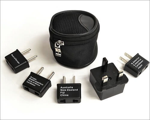 Ceptics International Travel Adapter