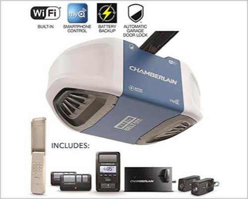 Chamberlain B980 Smart HomeKit Garage Door Opener