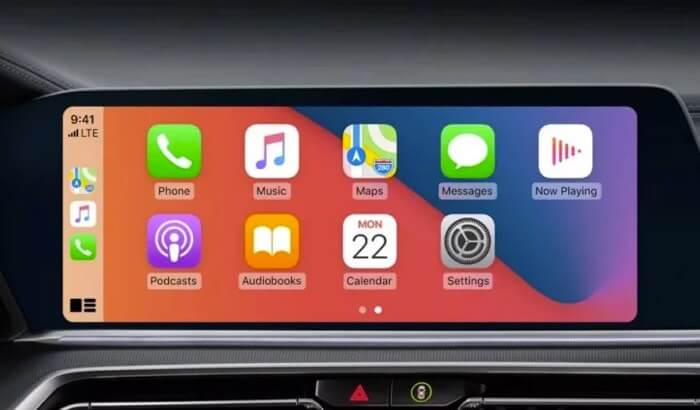 Change CarPlay Wallpaper in iOS 14