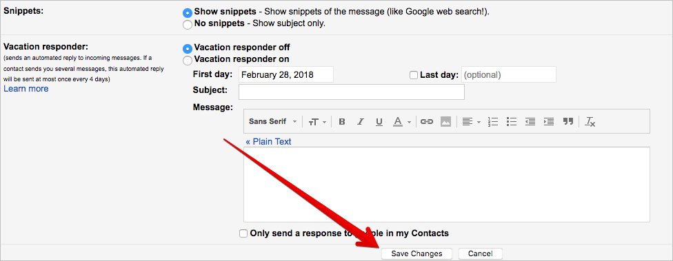 Change Email Notifications in Gmail on Mac, Windows PC, or Linux