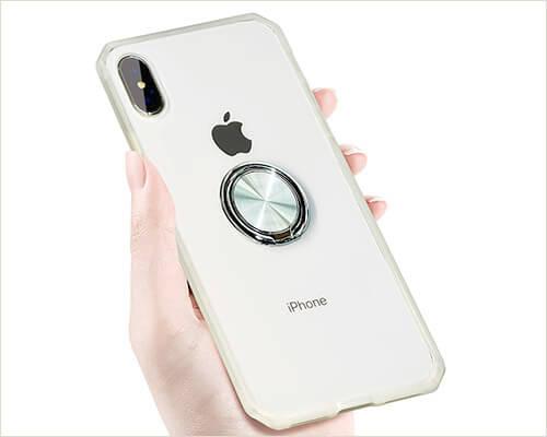 Chitri iPhone X-Xs Ring Holder Case