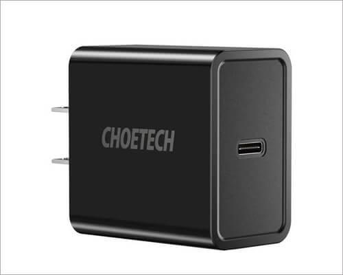 Choetech USB C Charger for iPhone 11